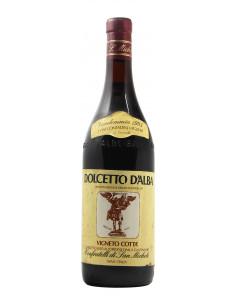 DOLCETTO VIGNETO COTTA' 1983 CONFRATELLI DI SAN MICHELE GRANDI