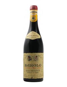 Barolo 1964 ENOPOLIO DI BUBBIO GRANDI BOTTIGLIE