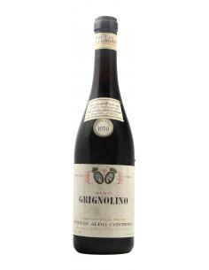 GRIGNOLINO 1970 PODERI ALDO CONTERNO Grandi Bottiglie