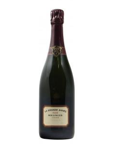 CHAMPAGNE GRAND ANNEE ROSE' 1999 BOLLINGER Grandi Bottiglie