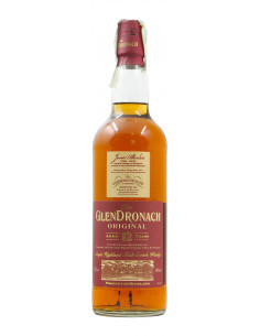 GLENDRONACH SINGLE HIGHLAND MALT SCOTCH WHISKY 12 YO (NV)
