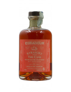 WHISKY HIGHLAND SINGLE MALT 11 YO STRAIGHT FROM THE CASK PORT WOOD FINISH 1991 EDRADOUR Grandi