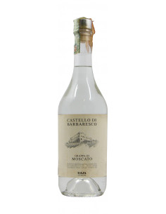 Castello di Barbaresco GRAPPA DI MOSCATO 0.70 L (NV)