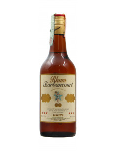 RHUM BARBANCOURT HAITI 0,70 (NV)