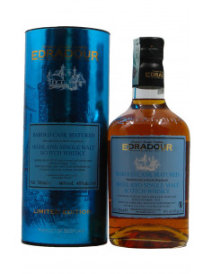 EDRADOUR HIGHLAND SINGLE MALT SCOTCH WHISKY BAROLO CASK MATURED (NV)