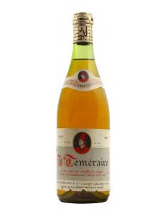 Vini di Borgogna - Vino Naturale Le Temeraire (1970)