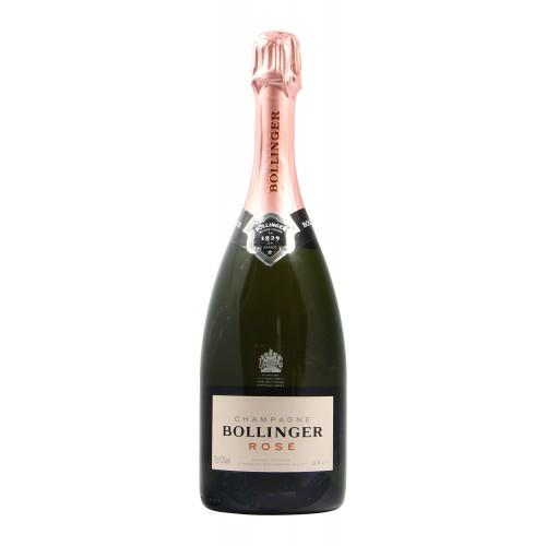 CHAMPAGNE BRUT ROSE NV BOLLINGER Grandi Bottiglie