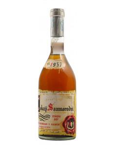TOKAJI SZAMORODNI DRY 0.5L 1957 C.V.A.S. Grandi Bottiglie