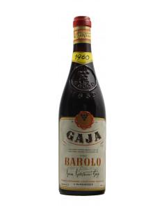 Gaja Barolo 1960 Grandibottiglie.com