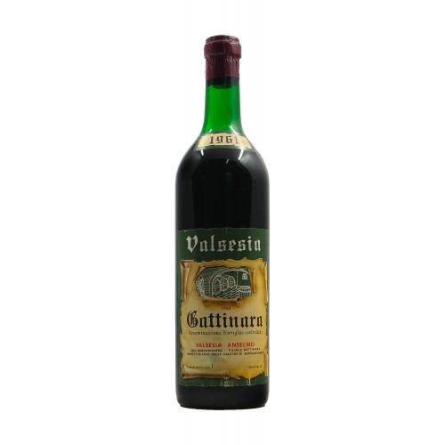 Gattinara 1961 VALSESIA GRANDI BOTTIGLIE