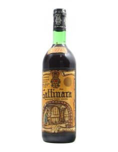 GATTINARA 1976 FRATELLI BERTELETTI Grandi Bottiglie