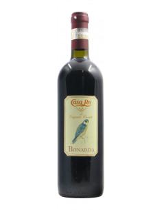 BONARDA 2009 CASA RE Grandi Bottiglie