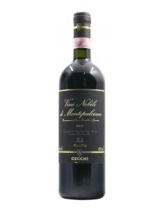 VINO NOBILE DI MONTEPULCIANO 2003 CECCHI Grandi Bottiglie