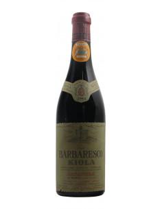 BARBARESCO 1964 KIOLA Grandi Bottiglie