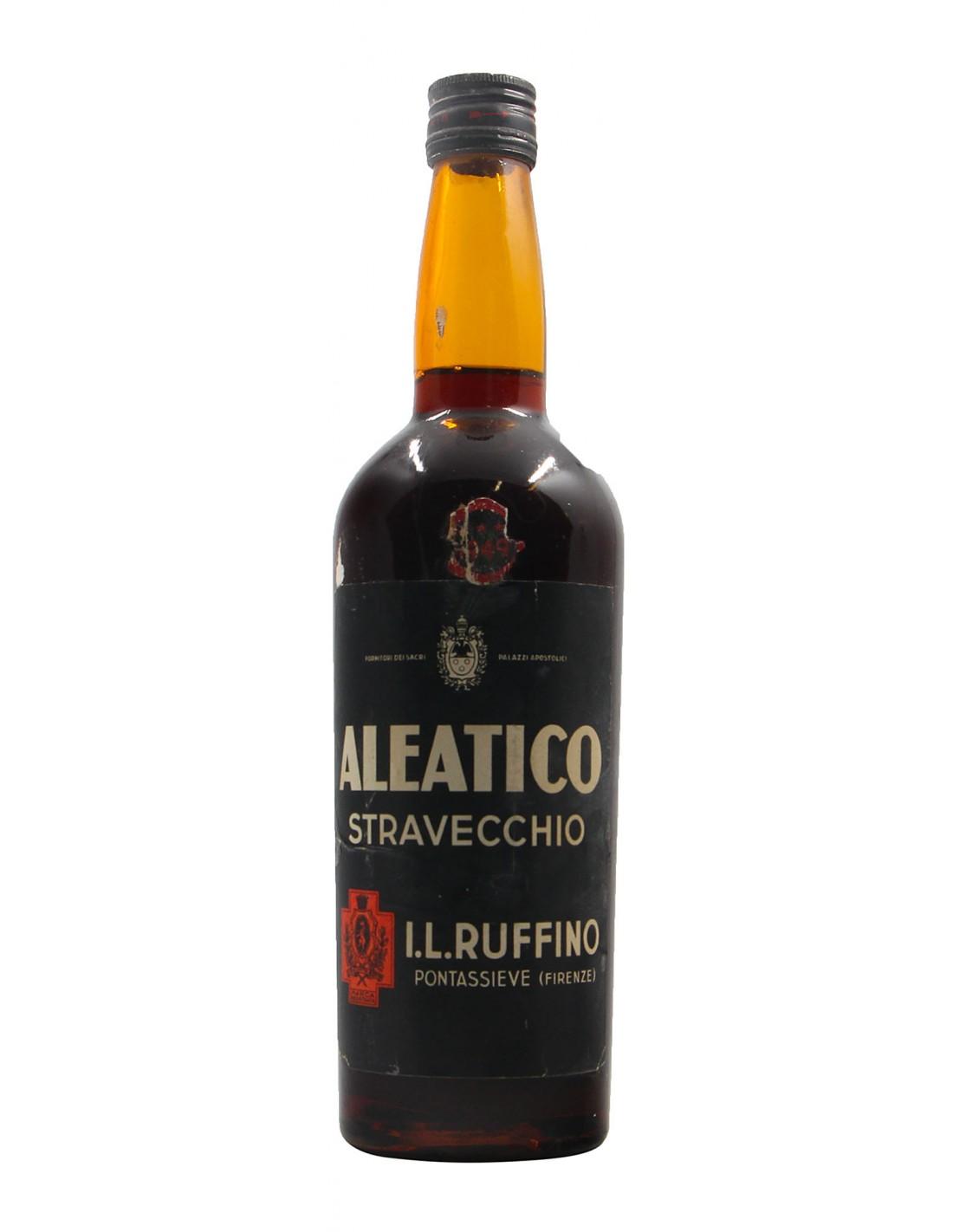 ALEATICO STRAVECCHIO 1949 RUFFINO Grandi Bottiglie