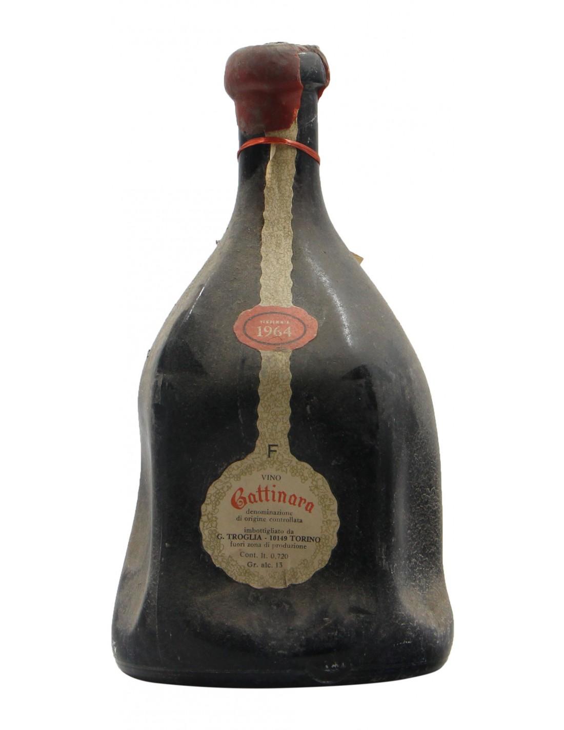 GATTINARA 1964 TROGLIA Grandi Bottiglie