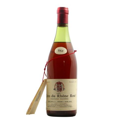 Cotes Du Rhone Rose' 1964 ARMAND DEJEAN GRANDI BOTTIGLIE