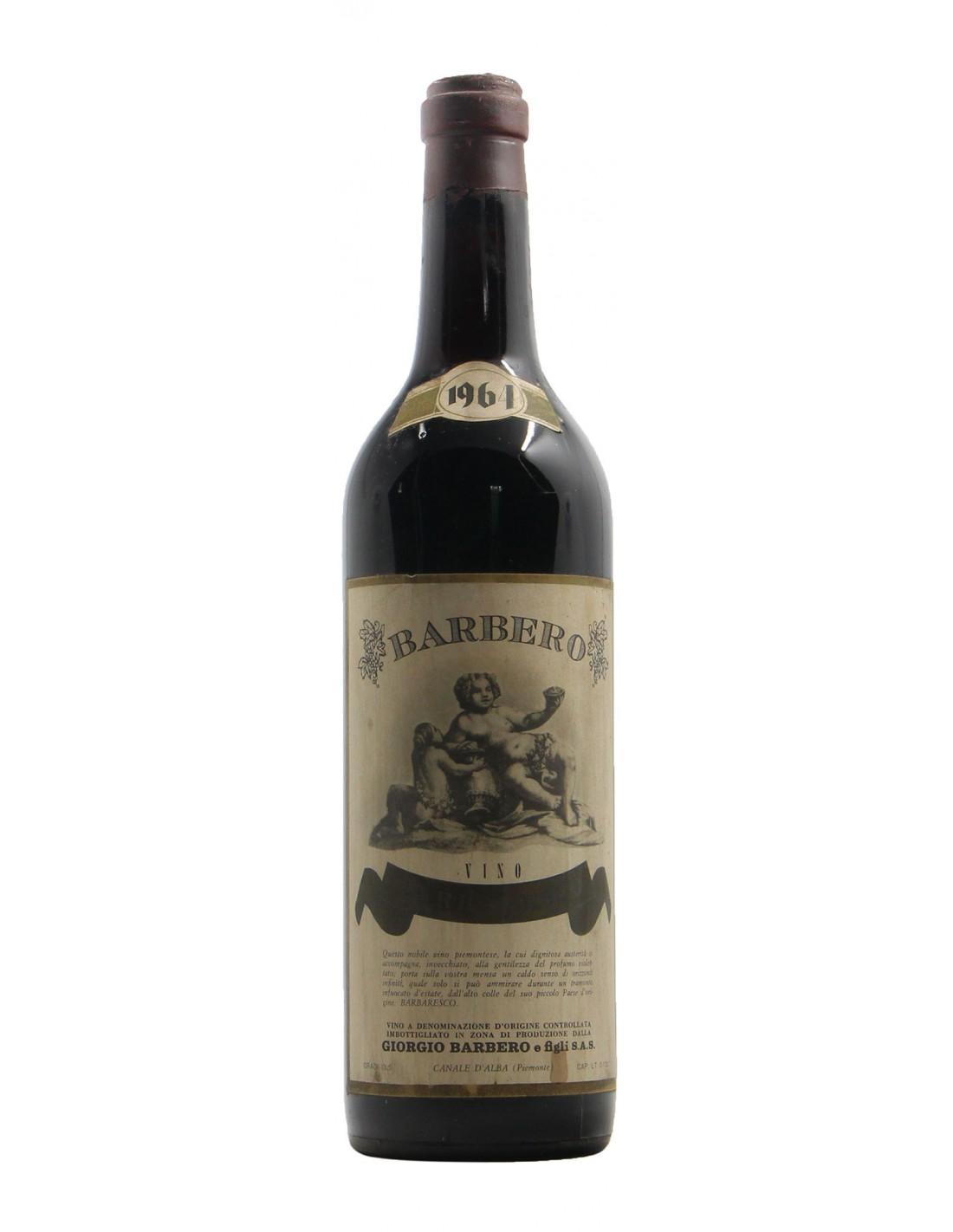 BARBARESCO 1964 BARBERO Grandi Bottiglie