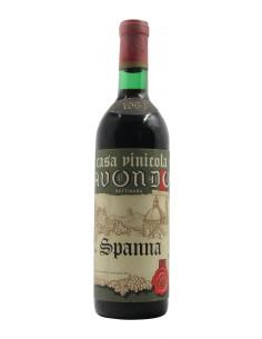 SPANNA 1964 CASA VINICOLA AVONDO Grandi Bottiglie