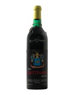 GATTINARA 1964 CONTI ERMANNO MAGGIORINA Grandi Bottiglie