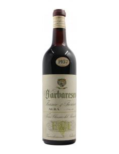 BARBARESCO 1957 FIORINA FRANCO Grandi Bottiglie