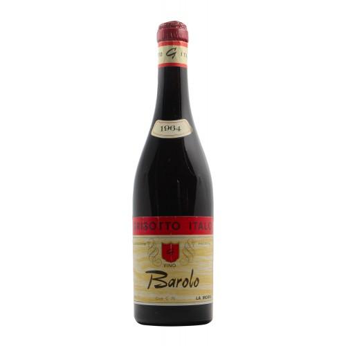 BAROLO 1964 GRISOTTO Grandi Bottiglie