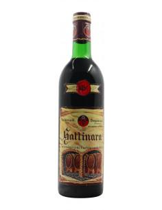 Gattinara 1964 VALSESIA GRANDI BOTTIGLIE