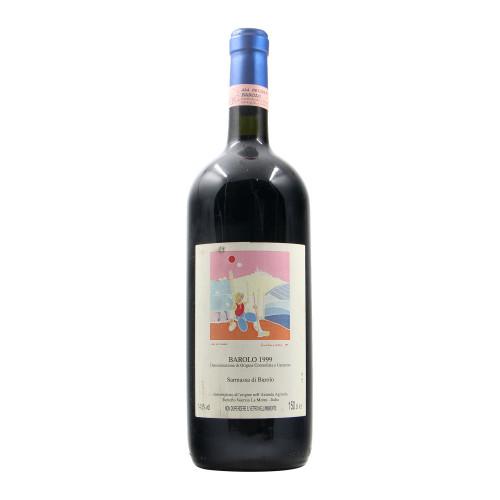 BAROLO SARMASSA MAGNUM 1999 VOERZIO ROBERTO Grandi Bottiglie