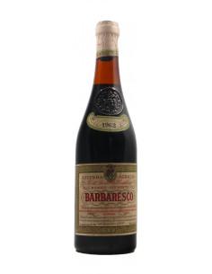 BARBARESCO RISERVA SPECIALE (1962)