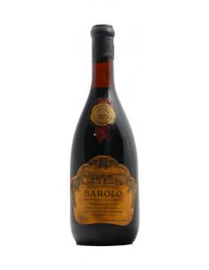 BAROLO 1973 SCANAVINO Grandi Bottiglie