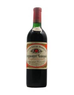 GRAN VIN DE BORDEAUX MONOPOLE (1964)