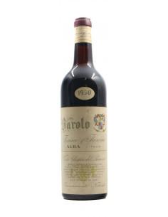 Barolo 1950 FIORINA FRANCO