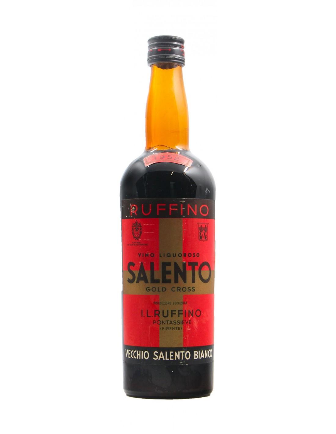 VECCHIO SALENTO BIANCO LIQUOROSO 1952 RUFFINO Grandi Bottiglie