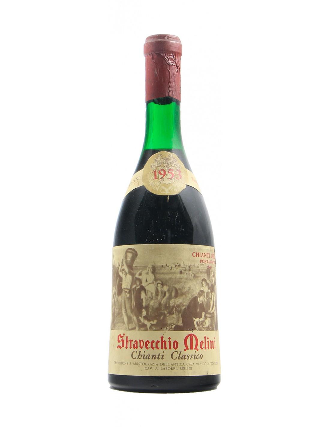 CHIANTI STRAVECCHIO 1953 MELINI Grandi Bottiglie