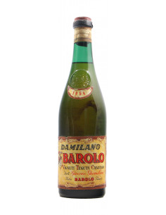 Damilano Canubio Barolo Clear Colour (1954)