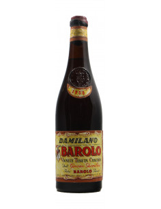 damilano BAROLO CANUBIO CLEAR COLOUR (1956)
