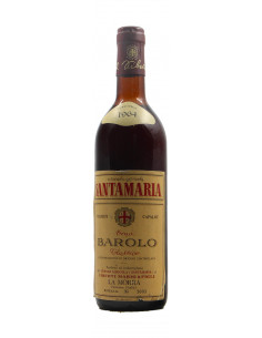 Barolo Capalot 1964 VIBERTI MARIO GRANDI BOTTIGLIE