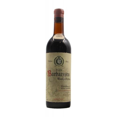 BARBARESCO RISERVA VALFIERI 1962 VALFIERI Grandi Bottiglie