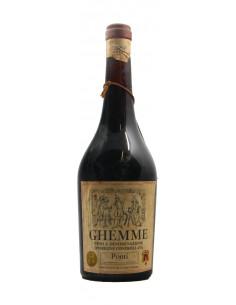 GHEMME 1962 PONTI GRANDI BOTTIGLIE