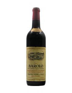 BAROLO 1964 GIACOSA LEONE Grandi Bottiglie