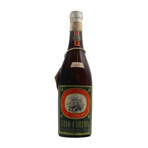 CAREMA CLEAR COLOUR 1963 CANTINA DEI PRODUTTORI DI NEBBIOLO DI CAREMA Grandi Bottiglie