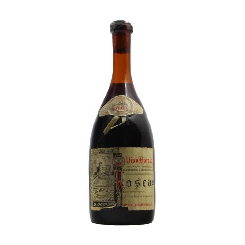 BAROLO 1961 ROSCA Grandi Bottiglie