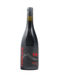 vino naturale ETNA ROSSO MUNJEBEL FM SOTTANA (2016)