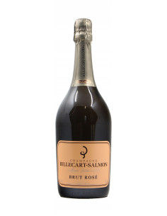 Billecart_Salmon CHAMPAGNE BRUT ROSE' (NV)