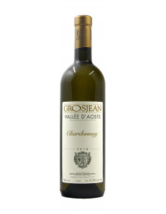 CHARDONNAY 2018 GROSJEAN Grandi Bottiglie