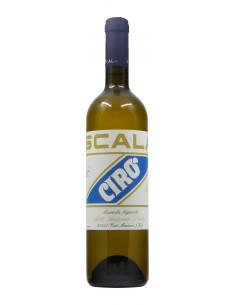 vino naturale CIRO' BIANCO