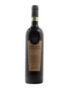 SASSELLA RISERVA 2015 RAINOLDI Grandi Bottiglie