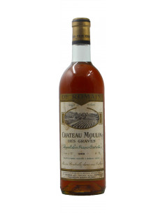 De Romain CHATEAU MOULIN DES GRAVES (1969)