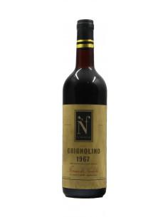 GRIGNOLINO 1967 NICOLELLO Grandi Bottiglie