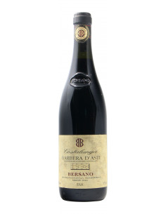 BARBERA COSTALUNGA 1998 BERSANO Grandi Bottiglie